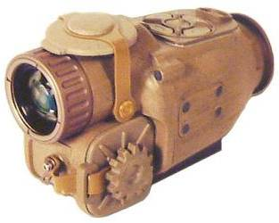 Insight CNVD-T Clip-On Thermal Weapon Sight