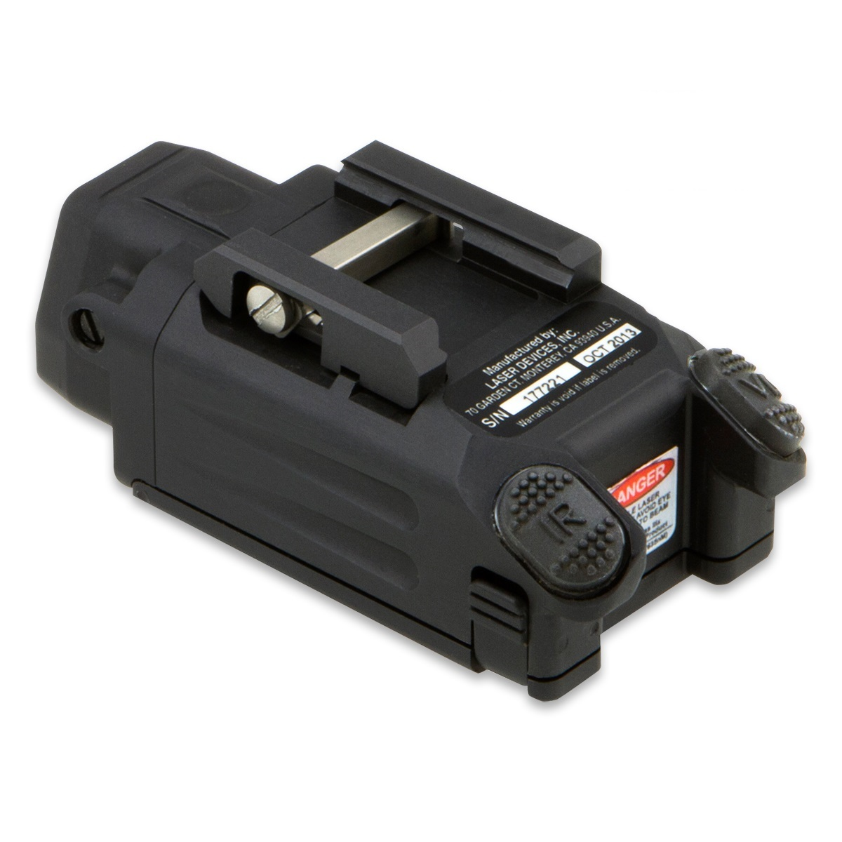 Dbal Pl 3v Electronic Stun Gun Circuit The Combines A Covert Infrared Laser With Battlefield Proven Visible Red 9020 Or Green 9021 Aiming Module New High Output