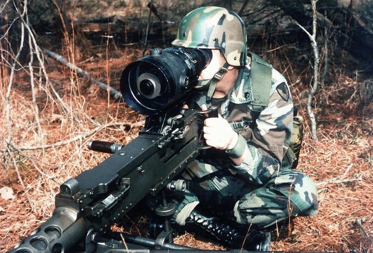 An Pvs 4 Tvs 5 Gen 2 Night Vision Weapon Scope Sight